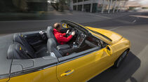 Bentley Continental GTC V8, Interieur