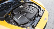 Bentley Continental GTC V8, Motor