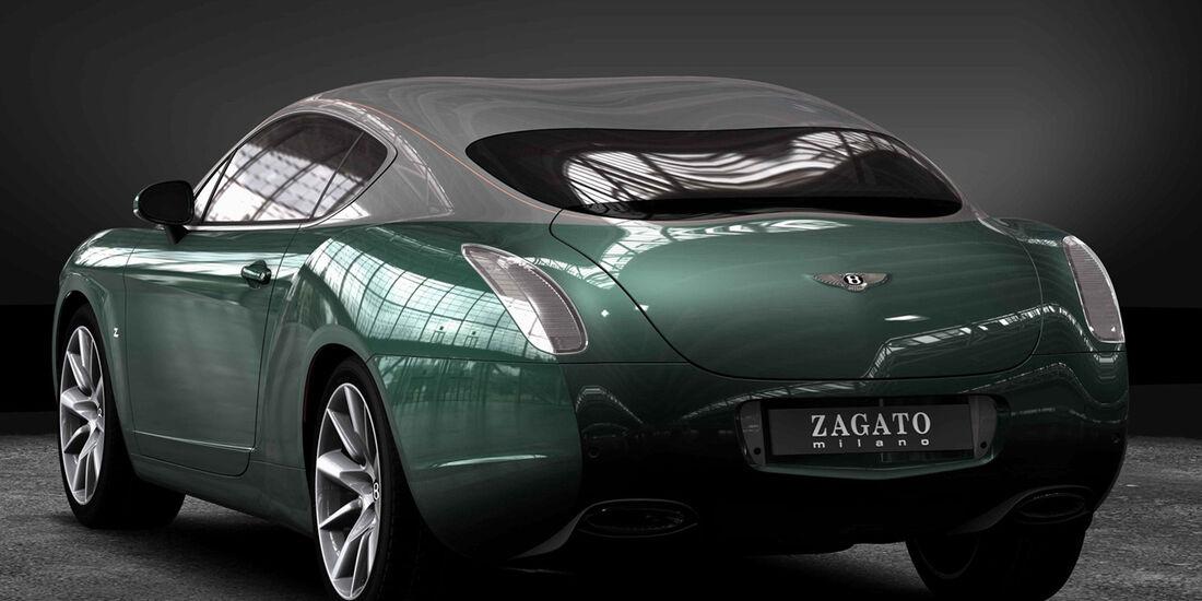 Bentley Continental GTZ Zagato