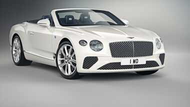 Bentley Continental Mulliner Bavarian Edition Bayern 2019