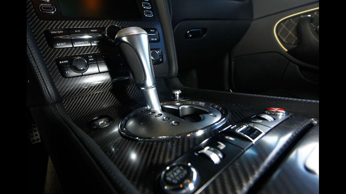 Bentley Continental Supersports Convertible, Automatik