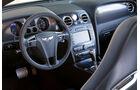 Bentley Continental Supersports Convertible, Cockpit