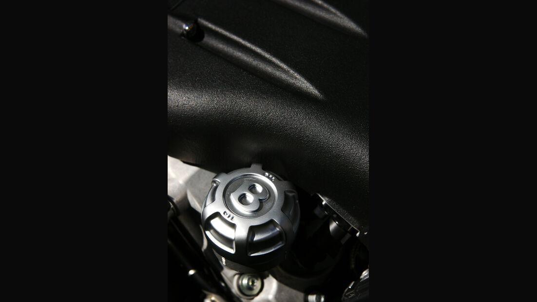 Bentley Continental Supersports Convertible Motor