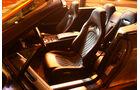 Bentley Continental Supersports Convertible, Sitz