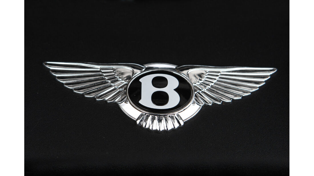 Bentley Continental Supersports Emblem