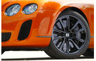 Bentley Continental Supersports, Felge, Vorderrad