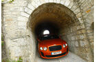Bentley Continental Supersports, Frontansicht, Tunnel