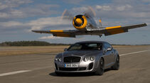 Bentley Continental Supersports, Harvard Mk IV T-6