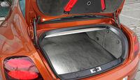 Bentley Continental Supersports, Kofferraum