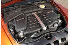 Bentley Continental Supersports, Motor