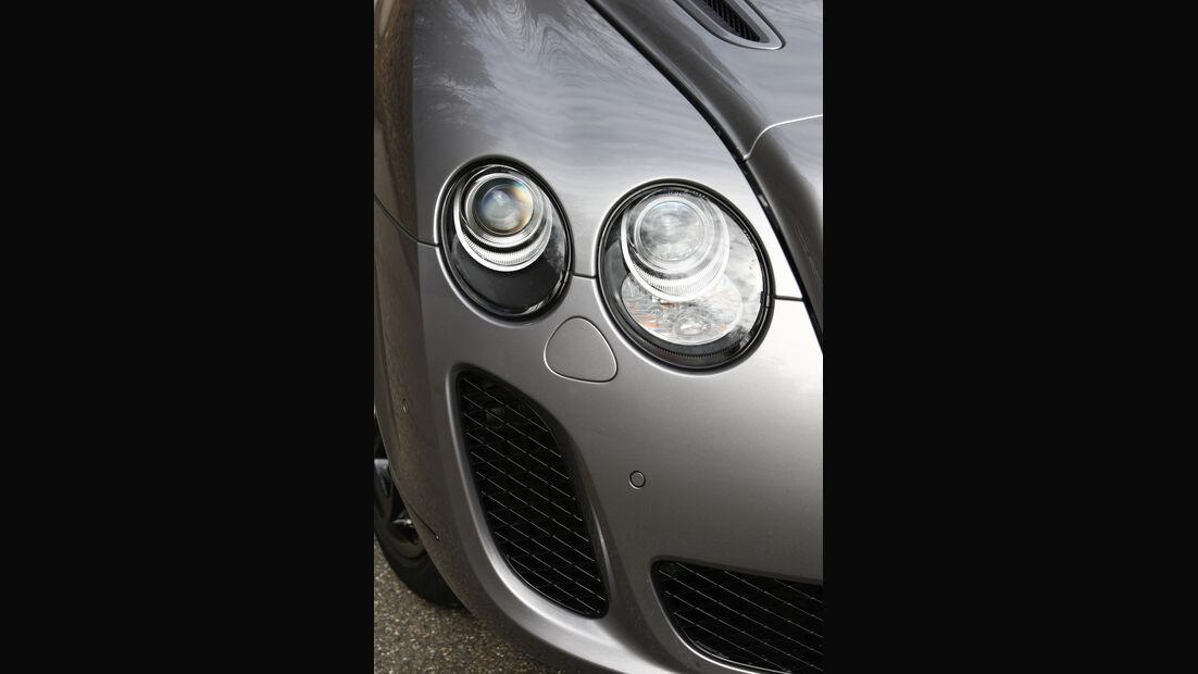 Bentley Continental Supersports Scheinwerfer