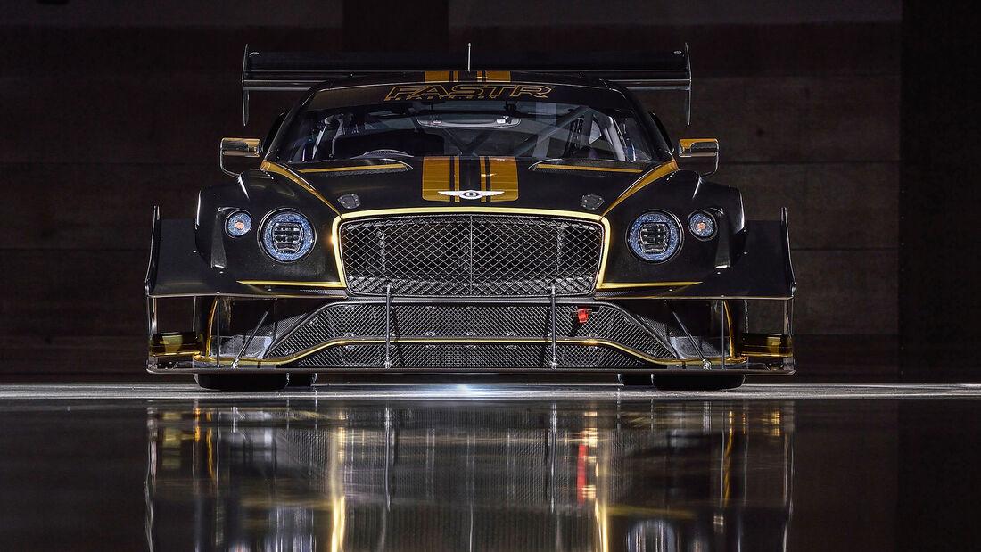 Bentley Contintental GT3 - Pikes Peak - 2021
