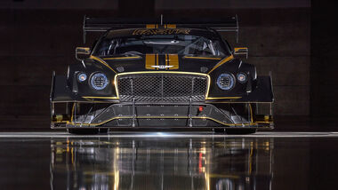 Bentley Contintental GT3 - Pikes Peak - 2021