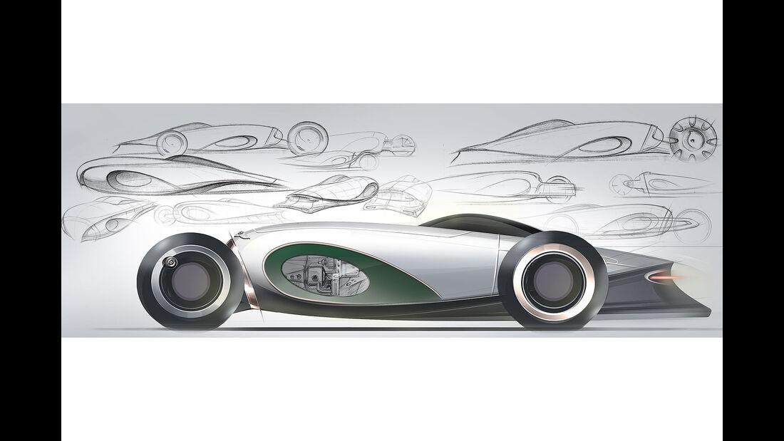 Bentley Designstudien  Royal College of Art's (RCA)