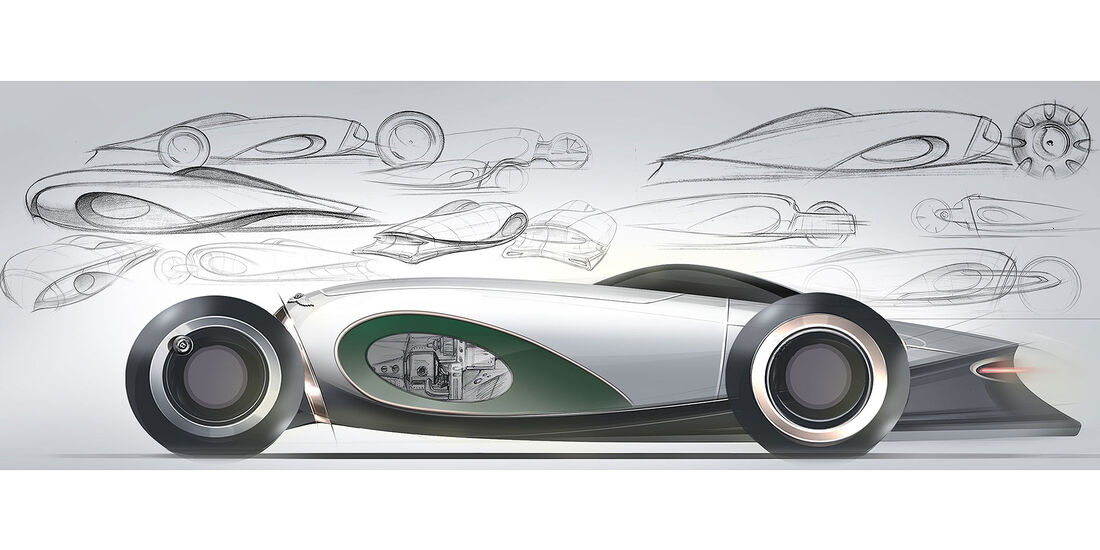 Bentley Designstudien  Royal College of Art's (RCA)
