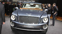 Bentley EXP 9 F Auto-Salon Genf 2012 Front