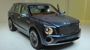 Bentley EXP9 SUV