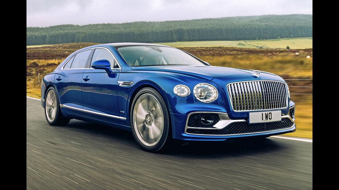 Bentley Flying Spur, Best Cars 2020, Kategorie F Luxusklasse