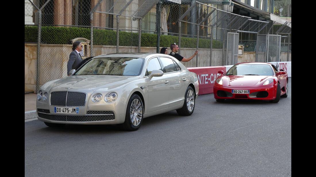 Bentley Flying Spur - Carspotting - GP Monaco 2016