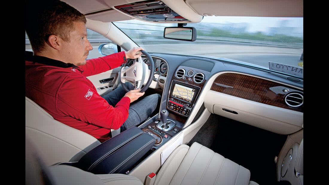 Bentley Flying Spur, Cockpit, Jens Dralle