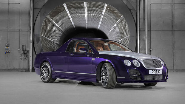 Bentley Flying Spur Decadence Pick-up