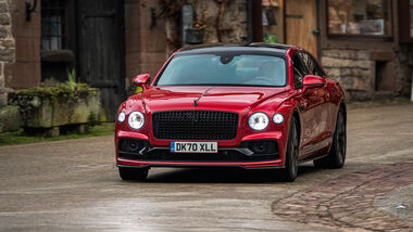 Bentley Flying Spur, Exterieur