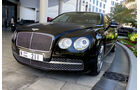 Bentley Flying Spur - F1 Abu Dhabi 2014 - Carspotting