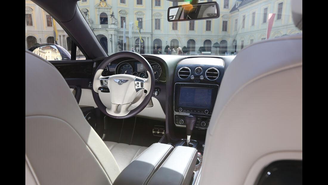 Bentley Flying Spur, Innenraum, Interieur
