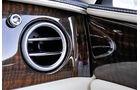 Bentley Flying Spur, Luftausströmer