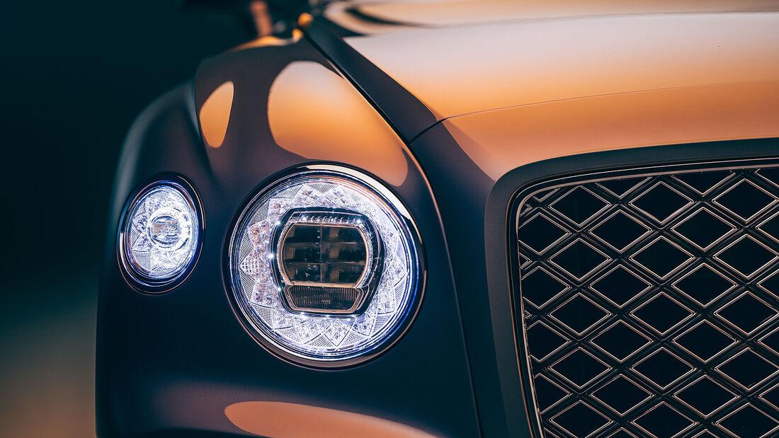 Bentley Flying Spur Mulliner