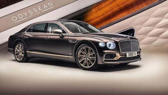Bentley Flying Spur Odyssean Edition Hybrid 2021