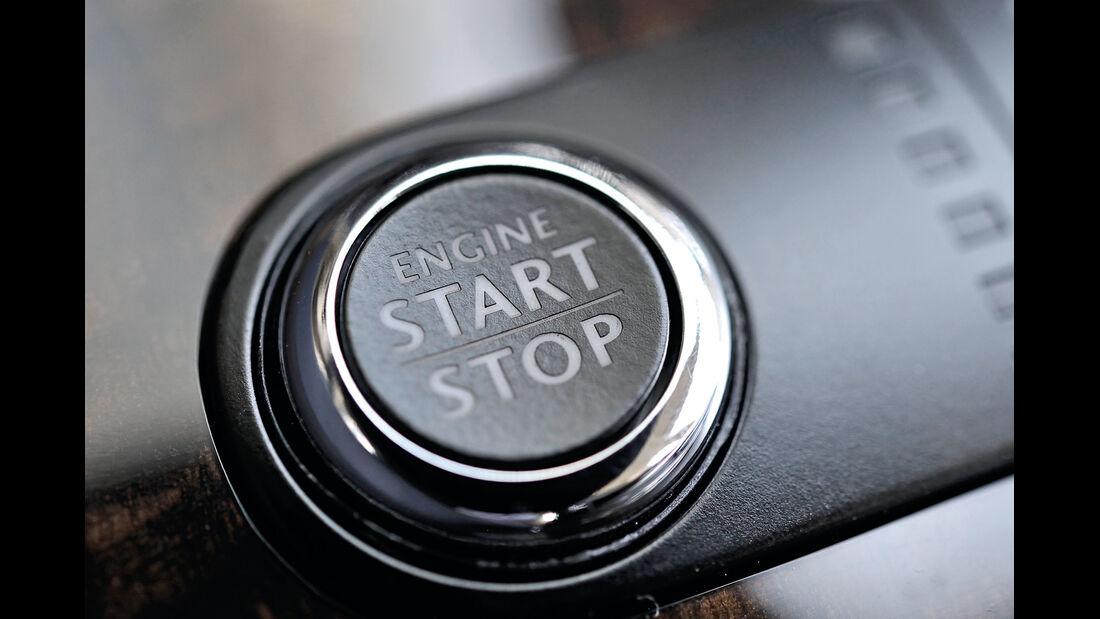Bentley Flying Spur, Start-Stopp