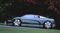 Bentley Hunaudières Concept