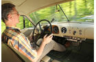 Bentley MK VI Cresta, Cockpit, Koni Lutziger