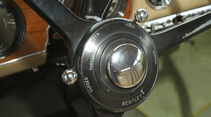 Bentley MK VI Cresta, Lenkrad, Detail