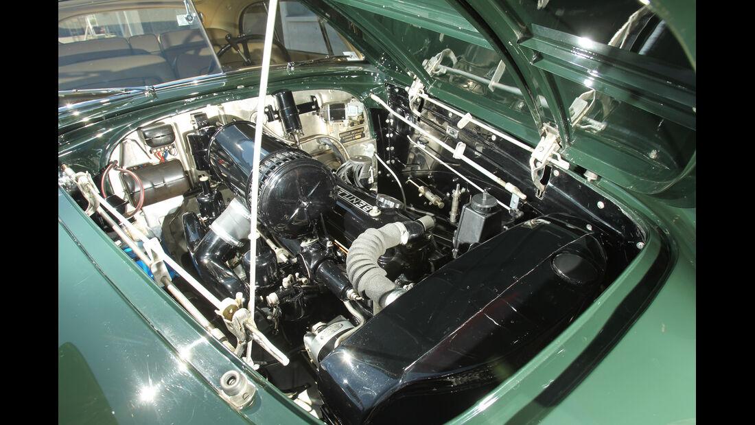 Bentley MK VI Cresta, Motor