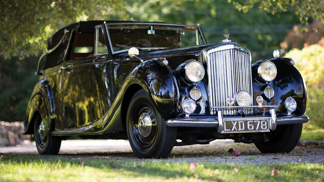 Bentley Mark VI Drophead Coupe 1950