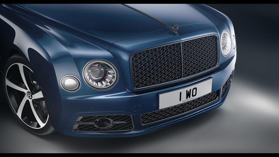 Bentley Mulsanne 6.75 Edition by Mulliner