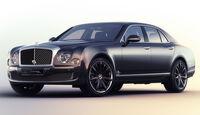 Bentley Mulsanne Blue Train