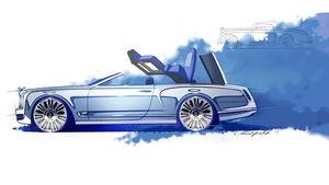 Bentley Mulsanne Convertible Concept