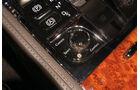 Bentley Mulsanne, Detail, Dämpfereinstellung, Lenkungskennung