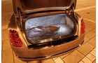 Bentley Mulsanne, Detail, Kofferraum