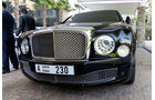 Bentley Mulsanne - F1 Abu Dhabi 2014 - Carspotting