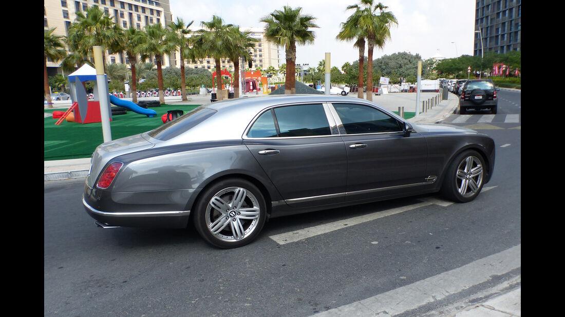 Bentley Mulsanne - GP Abu Dhabi - Carspotting 2015