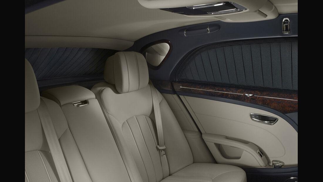 Bentley Mulsanne Genf 2013