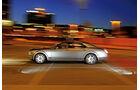 Bentley Mulsanne, Seitenansicht, Fahrt, bei Nacht