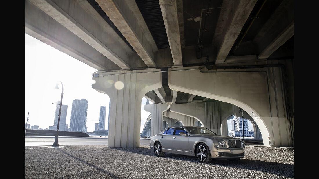 Bentley Mulsanne Speed, Impression, Miami