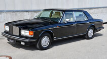 Bentley Mulsanne Turbo (1985)