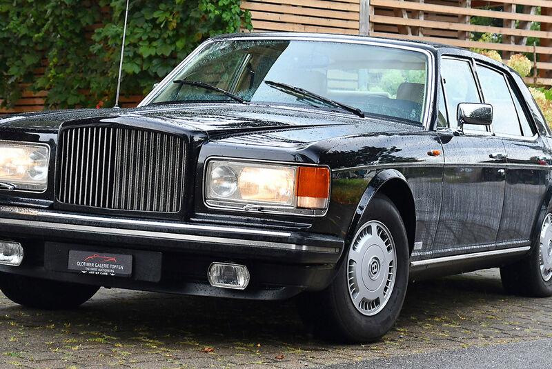 Bentley Mulsanne Turbo (1985)