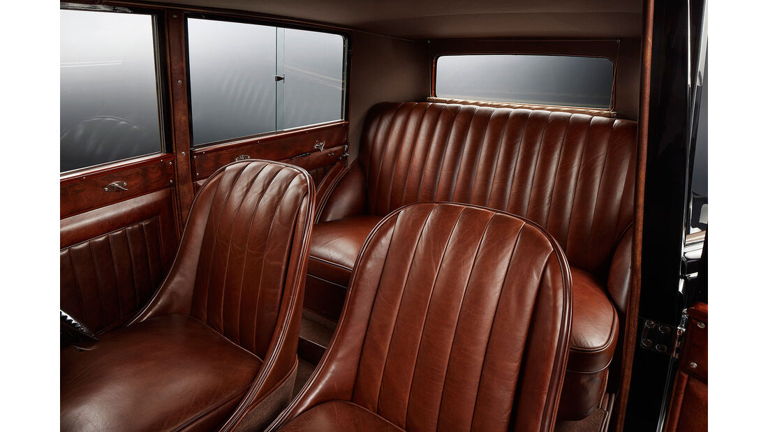 Bentley Mulsanne W.O. Edition by Mulliner Bentley 8 Litre 1930
